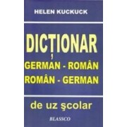 Dictionar german-roman roman-german - Helen Kuckuck