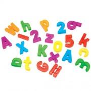 Learning Resources - Alfabeto e numeri magnetici (lavagna magnetica non inclusa)