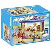 Playmobil - 5555 - Jeu De Construction - Stand De Friandises