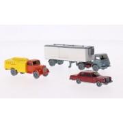 Set Wiking-Tráfico-modelos Nr.45, Modelo de Auto, modello completo, Wiking / PMS 1:87