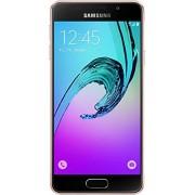 Samsung Galaxy A3 2016 Smartphone débloqué 4G (Ecran: 4,7 pouces - 16 Go - Simple Nano-SIM - Android) Rose Or (Import Allemagne)