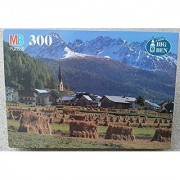 Little Big Ben 300 Piece Puzzle Dated 1988 - St. Basil's Cathedral Moscow Russia (Also Known As Cathedral of the Protection of Most Holy Theotokos on the Moat or Pokrovsky Cathedral)