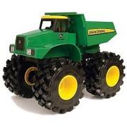 John Deere Monster Treads Shake N Sounds - Dump Truck by Ertel Preschool