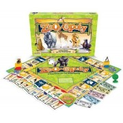 Zoo-opoly Board Game by Late for the Sky
