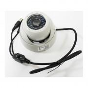Telecamera Videosorveglianza Dome AHD 30Led 720p HD Ready Lente fissa 3,6mm