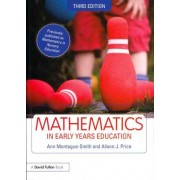 Mathematics in Early Years Education by Ann Montague-Smith