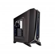 Gabinete Media Torre Micro Atx Miniitx Corsair Spec Alpha Black Silver Sin Fuente Cc-9011084-ww