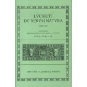 Lucretius De Rerum Natura: Bks.1-6 by Titus Lucretius Carus