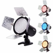 Yongnuo YN168 - Lampa video 168 LED-uri