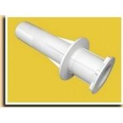 "Falátvezető idom beton medencéhez 2"" D50mm H300mm UIB-1G"