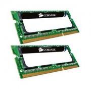 Memorie Corsair SO-DIMM ValueSelect 4GB (2x2GB) DDR2, 800 MHz, PC2 - 6400, CL 5, Dual Channel Kit, VS4GSDSKIT800D2