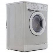 Indesit Start IWDC6125S Washer Dryer - Silver