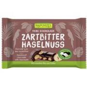 Ciocolata Bio Amaruie 60% Cacao si Alune Rapunzel 100gr