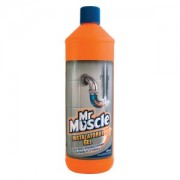 Gel Hidraulic pentru Desfundat Tevi Mr. Muscle 1L