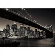 Puzzle Podul Manhattan & Brooklyn, 1000 Piese