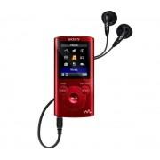 NWZ-E384 rojo - 8 Gb - Reproductor MP3