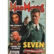 Mad Movies N° 99 / Seven, The Crow 2, L'armée Des Douze Singes