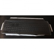 Keyboard Cover for Dell KB213P Keyboard Keeps Out Dirt Dust Liquids and Contaminants - Keyboard not Included - Part#718G
