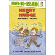 Henry and Mudge in Puddle Trouble by Cynthia Rylant