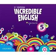 Incredible English: 5: Class Audio CDs (3 Discs)