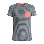 Quiksilver T-shirt met Borstzak »Cape May Lefts - Pocket-T-Shirt«
