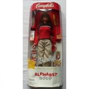 Campbells Speical Edition Alphabet Soup Barbie