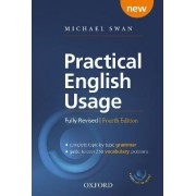 Practical English Usage, 4th edition: (Hardback with online access) by Michael Swan