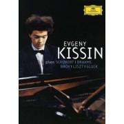 Evgeny Kissin - Plays Schubert, Brahms, Bach, Liszt, Gluck (0044007344026) (1 DVD)