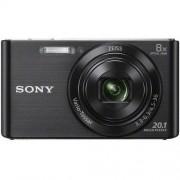 Sony Aparat SONY DSC-W830B Czarny + DARMOWY TRANSPORT! + Zamów z DOSTAWĄ JUTRO!