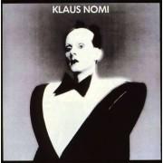 Klaus Nomi - Klaus Nomi (0035627442025) (1 CD)