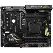 Placa de baza MSI X99A Workstation, Intel X99, LGA 2011-v3