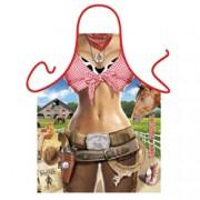 Sexy Cowgirl Apron