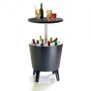 Cool Bar tuinbar inclusief koelbox antraciet