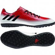adidas Fußballschuh MESSI 16.4 TF - red/core black/white | 47 1/3