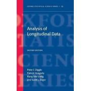 The Analysis of Longitudinal Data by Peter J. Diggle