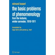 The Basic Problems of Phenomenology by Edmund Husserl