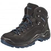 Lowa Renegade GTX Mid Shoes Men anthrazit/jeans 46,5 Trekkingschuhe