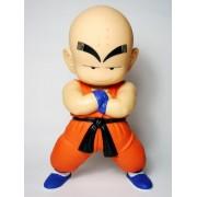 Dragon Ball Soft Vinyl Figura Krilin (flujo HisashiSen) (Jap?n importaci?n / El paquete y el manual est?n escritos en japon?s)