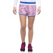 GORE RUNNING WEAR SUNLIGHT PRINT Shorts Lady white 34 Laufhosen