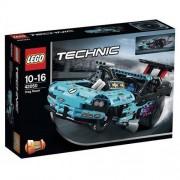 Lego - 42050 - Technic - Jeu de Construction - Le Véhicule Dragster