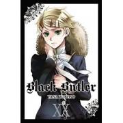 Black Butler, Vol. 20 by Yana Toboso