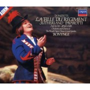 G. Donizetti - La Fille Du Regiment (0028941452023) (2 CD)