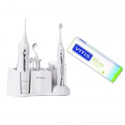 Home Dental Center HDC5100 Dr.Mayer + Pasta de Dinti Vitis Aloe Vera apple mint 100 ml Dentaid
