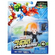 Marvel Super Hero Mashers Micro Series 2 Ghost Rider 2 Action Figure