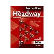 New Headway 4th Edition Elementary: Workbook with key