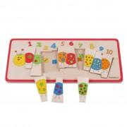 Beleduc Caterpillar Matching Puzzle 11008