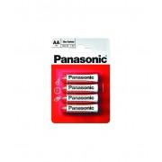 Батерии АА Panasonic 4бр Zinc Carbon