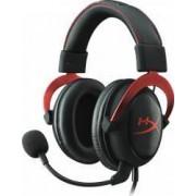 Casti Gaming HyperX Cloud II 7.1 Virtual Surround Red