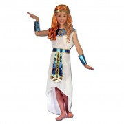 Girls Egyptian Queen Costume - Ages 3-4