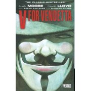 V for Vendetta by David Lloyd